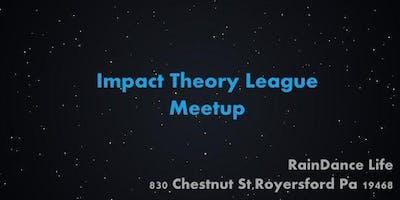 Impact Theory League Meetup with Genia and Jesse