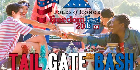 FreedomFest Tail Gate Bash tickets
