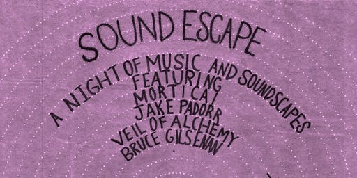 Sound Escape: A Night of Music and Soundscapes!