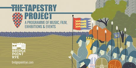 The Tapestry Project Weekend 4 August 2019 tickets