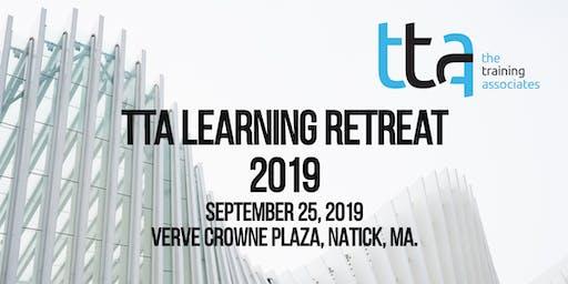 TTA Learning Retreat