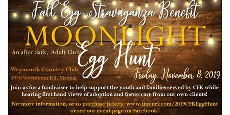 Caring for Kid's Annual Fall Egg-Stravaganza and Benefit 2019 tickets