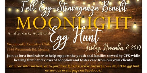 Caring for Kid's Annual Fall Egg-Stravaganza and Benefit 2019
