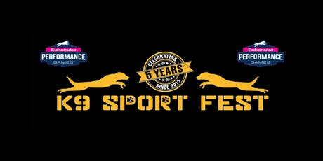 K9 Sport Fest Presents The Eukanuba Performance Games July 20-21st 2019 tickets