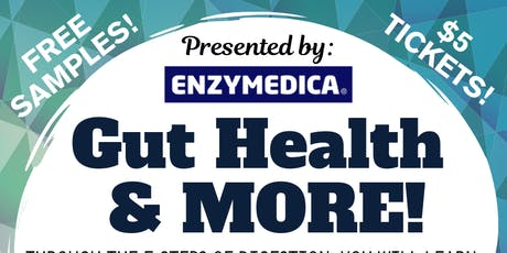 Gut Health and MORE! tickets