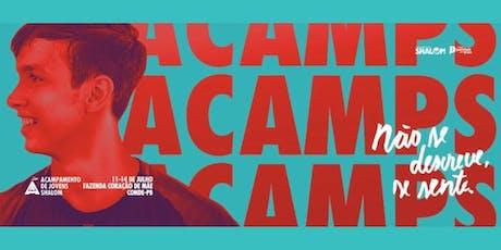 ACAMP'S JAMPA 2019.2 ingressos