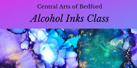 Alcohol Inks Class tickets