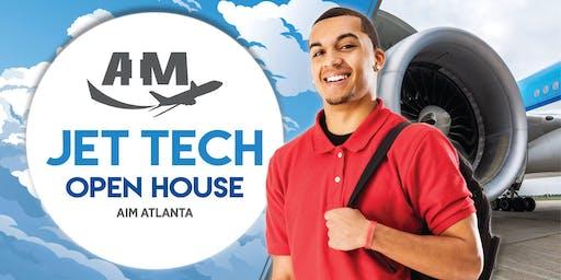 AIM Atlanta Metro Area | Jet Tech Open House