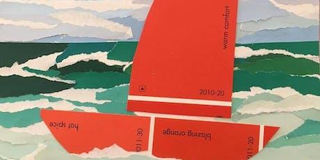 Paint Chip Art: Seascape tickets