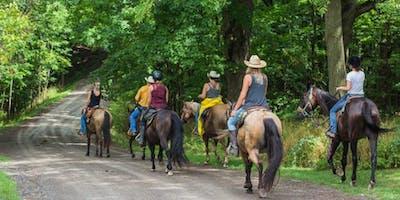 2019 Equestrian Campout Fundraiser