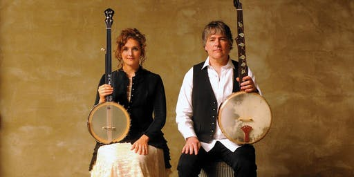 Béla Fleck & Abigail Washburn:  Early Show