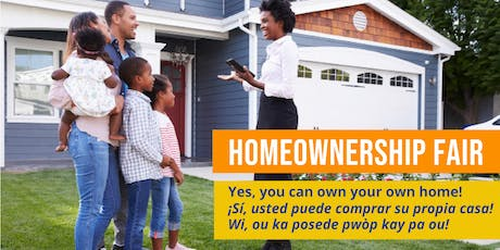 Miami-Dade Homeownership Fair 6/22/19 tickets