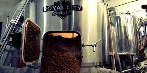Royal City Brewing- Summer Tours & Tastings
