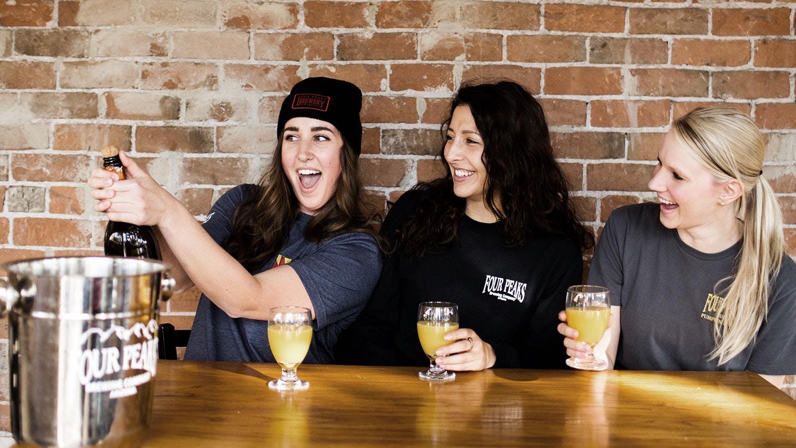 Four Peaks 8th Street Beer Brunch