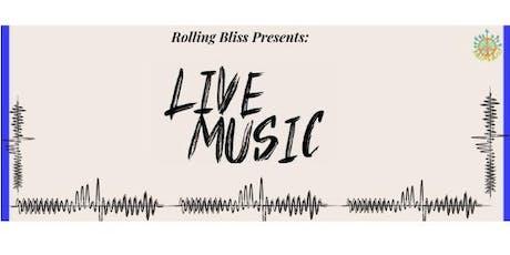 Live Music @ the Garden tickets