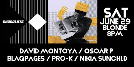 Chocolate: Afro House, & Forward Thinking House Music! tickets