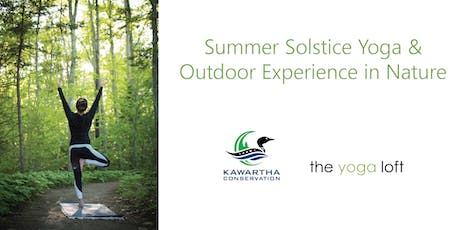 Summer Solstice Yoga and Outdoor Experience in Nature tickets