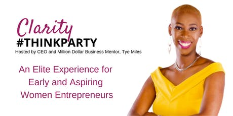 Clarity Think Party tickets