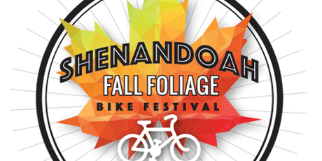 2019 Shenandoah Fall Foliage Bike Festival tickets