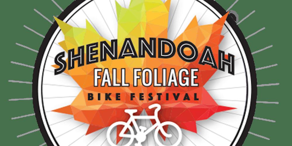 2019 Shenandoah Fall Foliage Bike Festival Registration, Fri, Oct 18