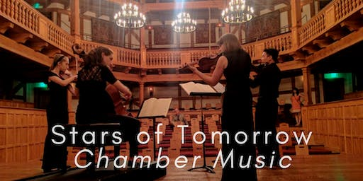 Heifetz Festival of Concerts: Stars of Tomorrow Chamber Music (07/30/19)