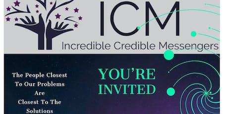 ICM Fundraisor tickets