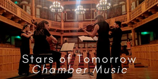 Heifetz Festival of Concerts: Stars of Tomorrow Chamber Music (08/06/19)