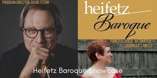 Heifetz Festival of Concerts: Heifetz Baroque Showcase (07/09/19)