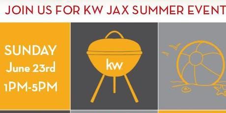 KW Jacksonville Summer Event tickets