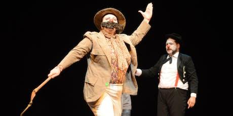 Histórias de Circo sem Lona - Grupo TIA 15 anos | Teatro | Sesc Centro ingressos