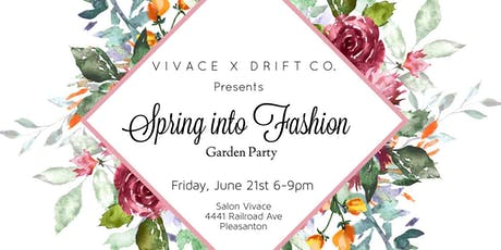 Spring Into Fashion 2019 tickets
