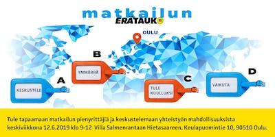 Matkailun Erätauko-dialogi