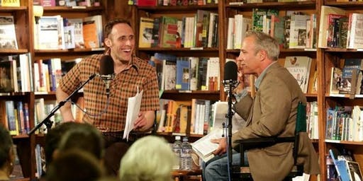 LIVE Book Club discussion with Peter Heller in GRAND JUNCTION!