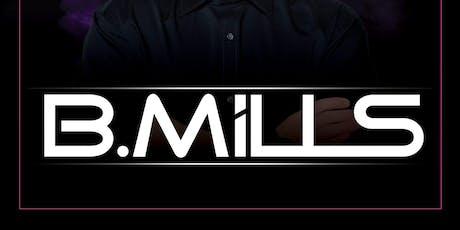 DJ B. Mills @ Haven Nightclub AC June 27 tickets