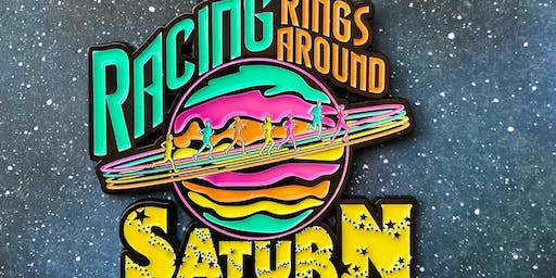 FINAL CALL! 50% Off! -Racing Rings Around Saturn Challenge-Charleston
