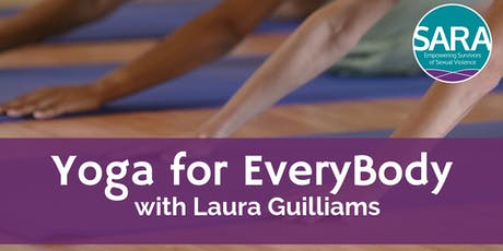Yoga for EveryBody at SARA Roanoke tickets