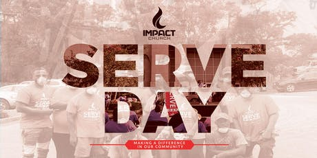 Impact Church Serve Day 19' (ORL) tickets