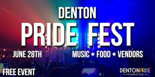 Denton Pride Fest