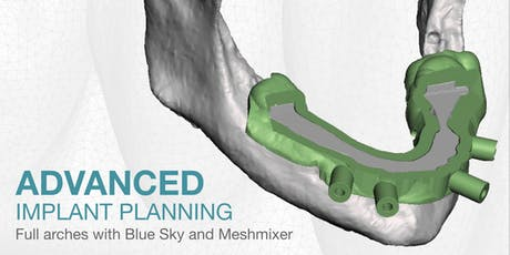 Advanced Implant Planning - NY tickets