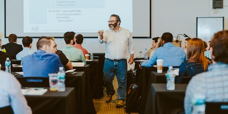 September Hammer It Closed® Negotiation & Closing Workshop With Hoffman  tickets