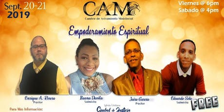 CUMBRE DE AVIVAMIENTO MINISTERIAL - CAM 2019 tickets