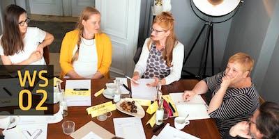Workshop »Positionierung - dein strategisches Fundament«