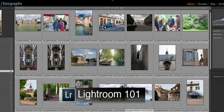 Beginning Adobe Lightroom Classic CC with Natasha Calzatti - SA tickets