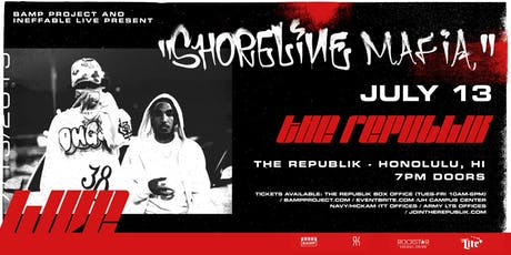 Shoreline Mafia tickets