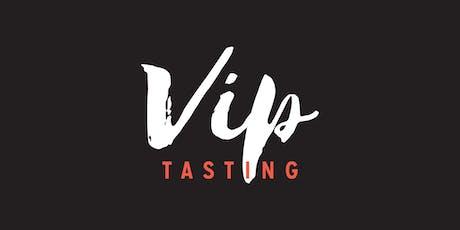 June VIP Wine Tasting tickets