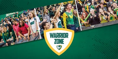Warrior Zone VIP Student Section