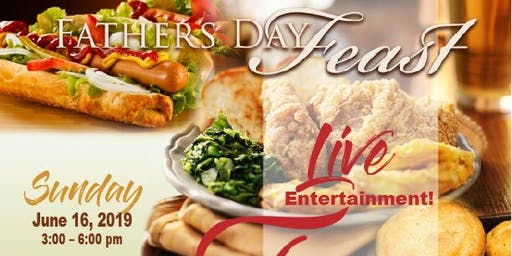 The Forum Caterers Father's Day Feast