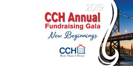 "CCH Annual Gala 2019 - ""New Beginnings""  tickets"