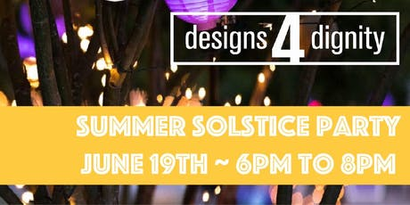 D4D Summer Solstice Party tickets