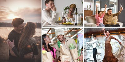 Houston Nightlife Speed Dating  35-45 : Win a Luxurious Mexico Beach Resort